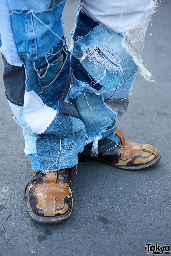 Orleans Pants & John Moore Shoes