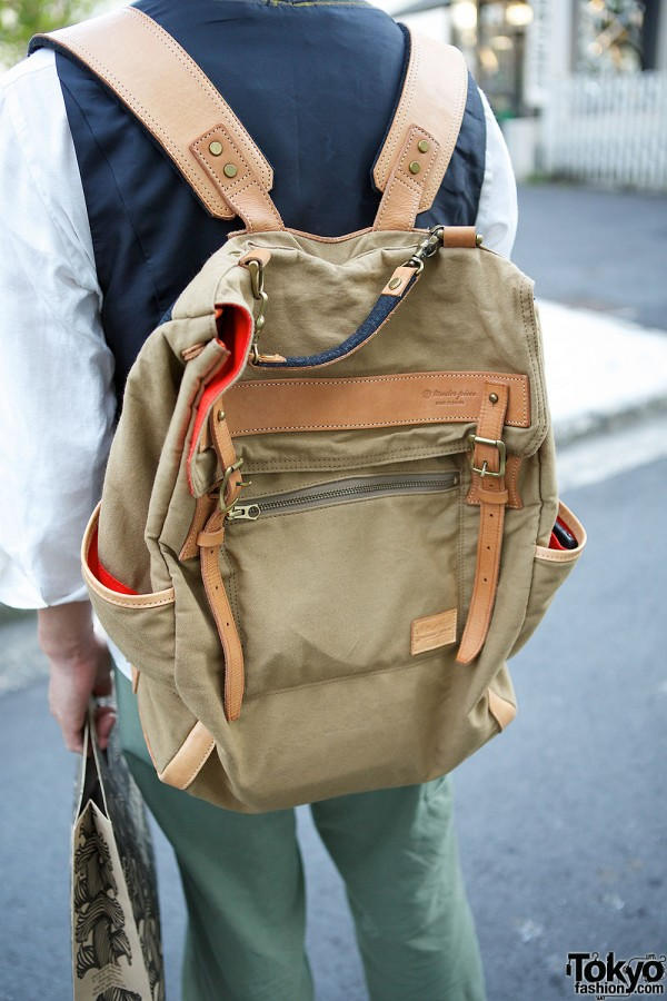 Masterpiece Backpack