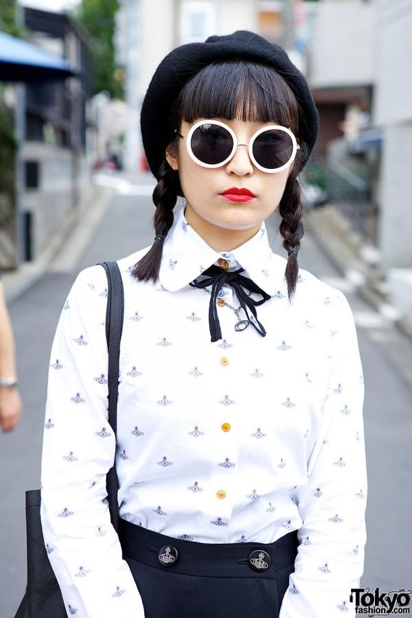 Vivienne Westwood Shirt & Skirt