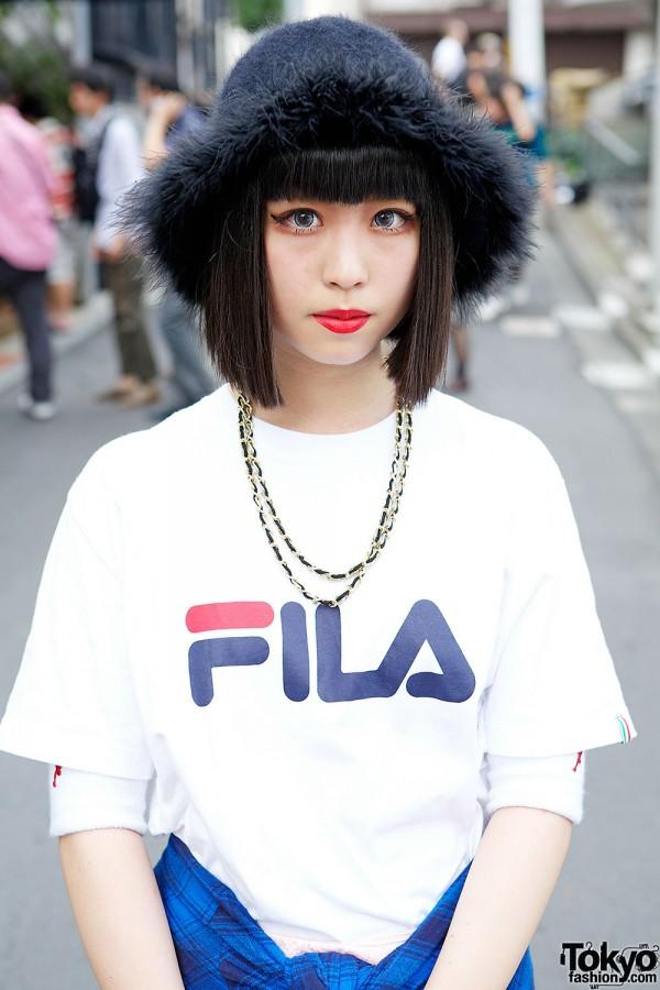 Mouse T-Shirt & Bubbles Hat