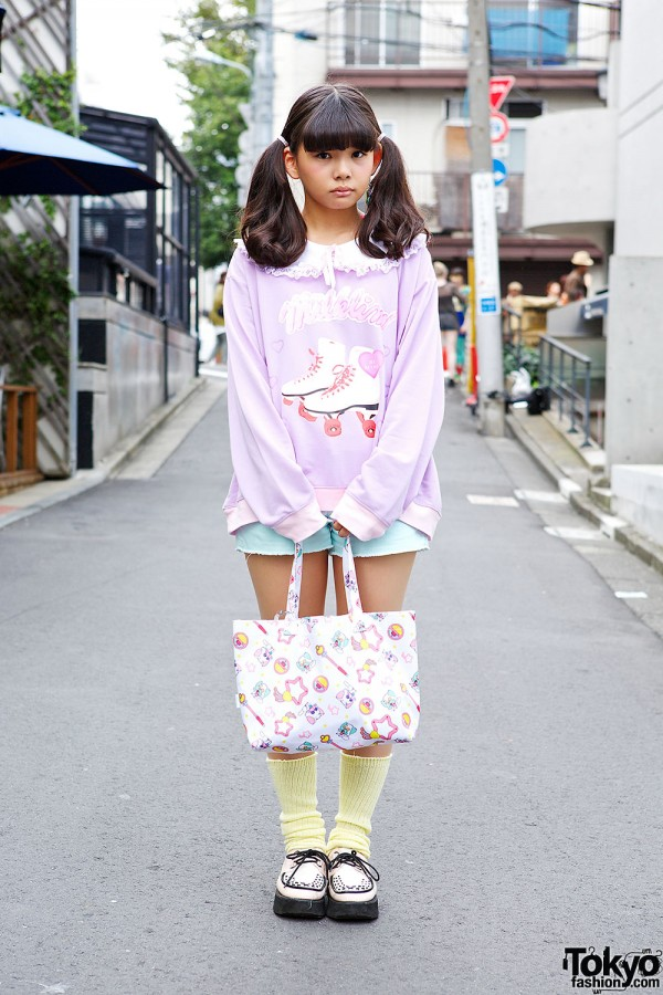 Milklim Sweatshirt & g.u. Shorts
