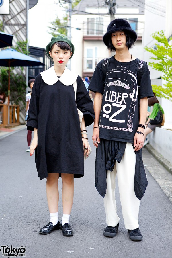Ruko & Itoo in Harajuku