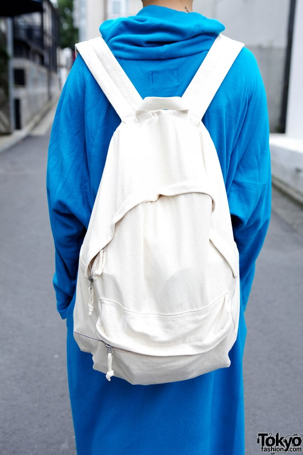 Muji Backpack