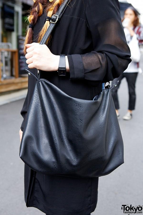 ANAP Black Bag