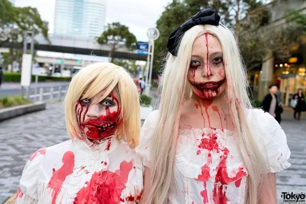 VAMPS Halloween Party Costumes in Tokyo (4)