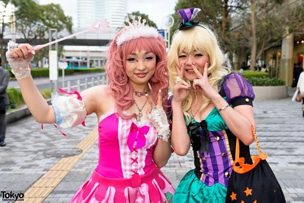 VAMPS Halloween Party Costumes in Tokyo (6)