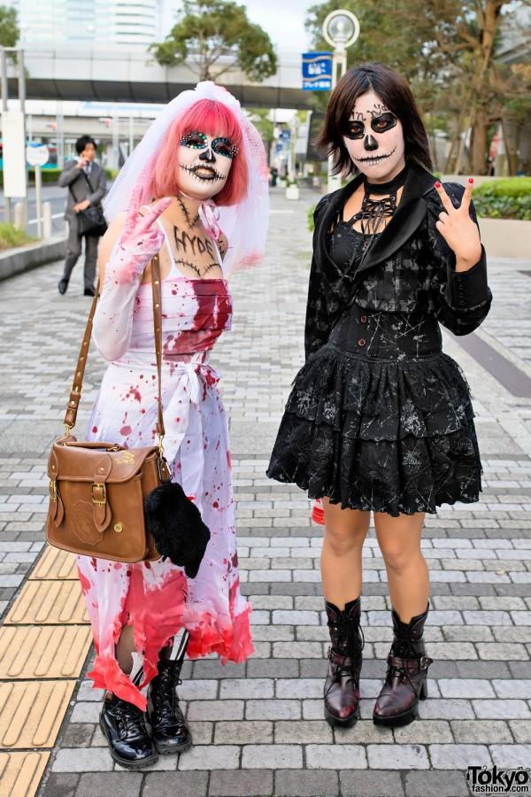 VAMPS Halloween Party Costumes in Tokyo (7)