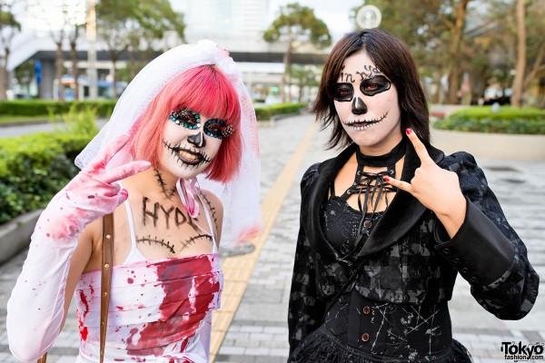 VAMPS Halloween Party Costumes in Tokyo (8)