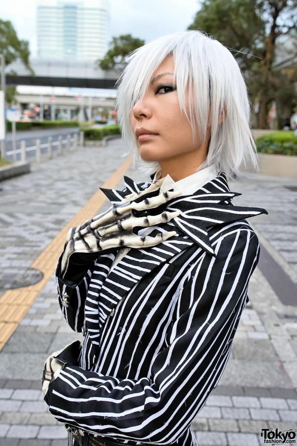 VAMPS Halloween Party Costumes in Tokyo (13)