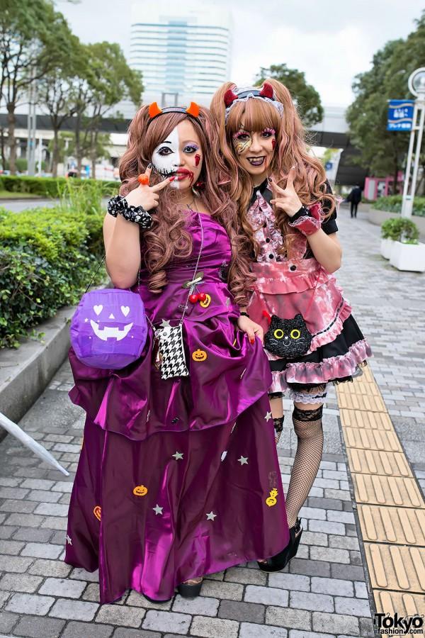 VAMPS Halloween Party Costumes in Tokyo (14)