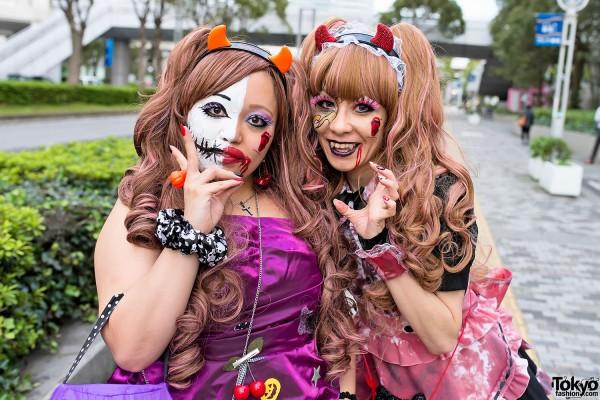 VAMPS Halloween Party Costumes in Tokyo (15)