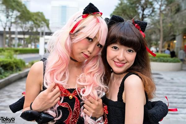 VAMPS Halloween Party Costumes in Tokyo (17)