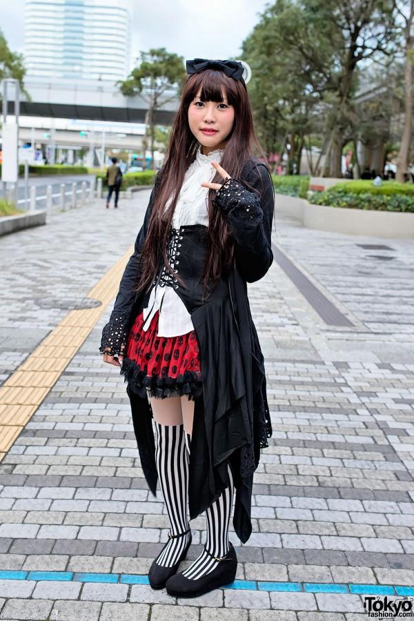 VAMPS Halloween Party Costumes in Tokyo (18)