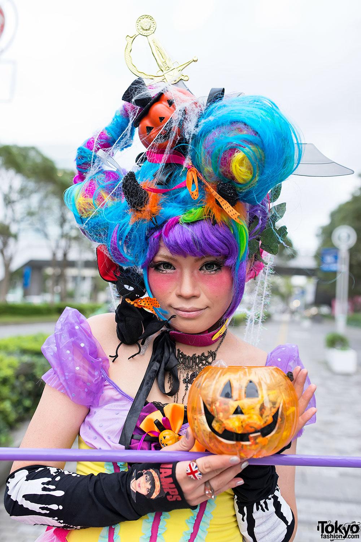 VAMPS Halloween Party Costumes in Tokyo (22)
