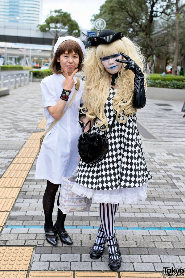 VAMPS Halloween Party Costumes in Tokyo (27)