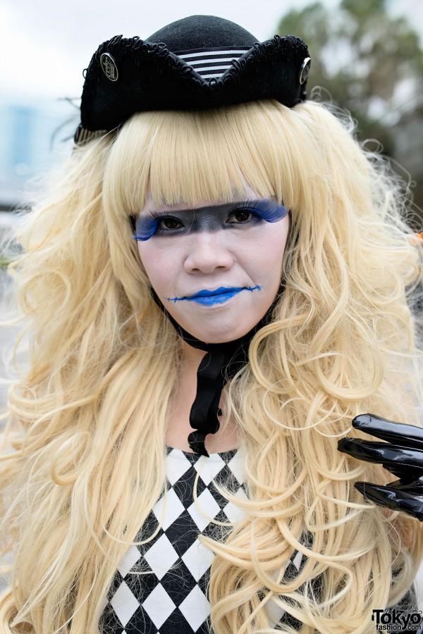 VAMPS Halloween Party Costumes in Tokyo (28)
