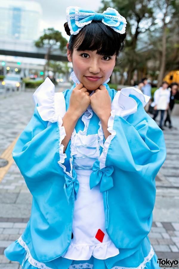 VAMPS Halloween Party Costumes in Tokyo (32)