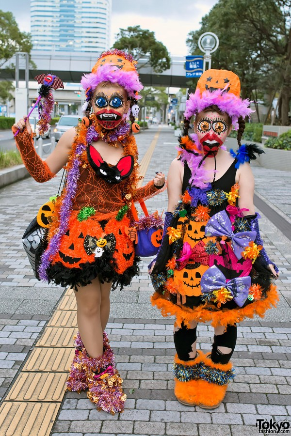 VAMPS Halloween Party Costumes in Tokyo (34)