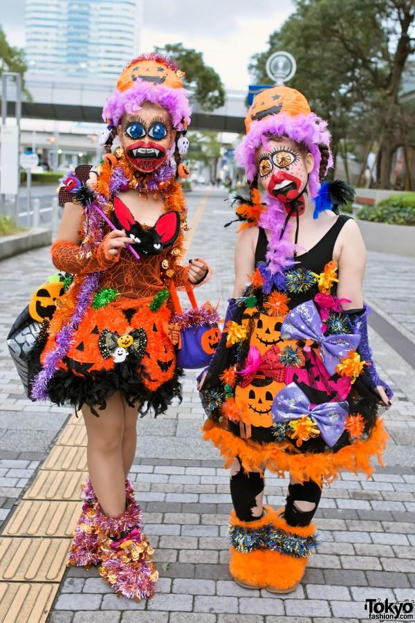 VAMPS Halloween Party Costumes in Tokyo (35)