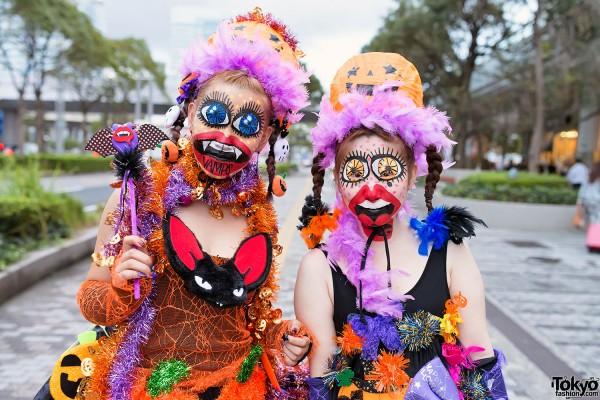 VAMPS Halloween Party Costumes in Tokyo (36)