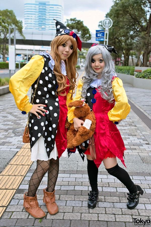 VAMPS Halloween Party Costumes in Tokyo (37)