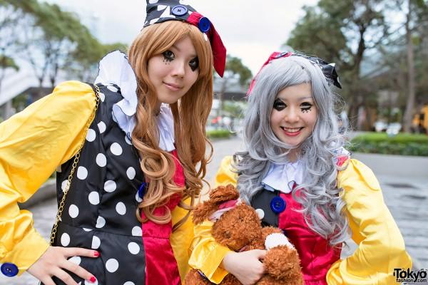 VAMPS Halloween Party Costumes in Tokyo (38)