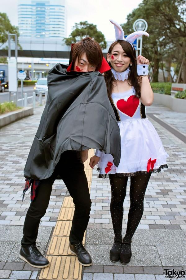 VAMPS Halloween Party Costumes in Tokyo (39)