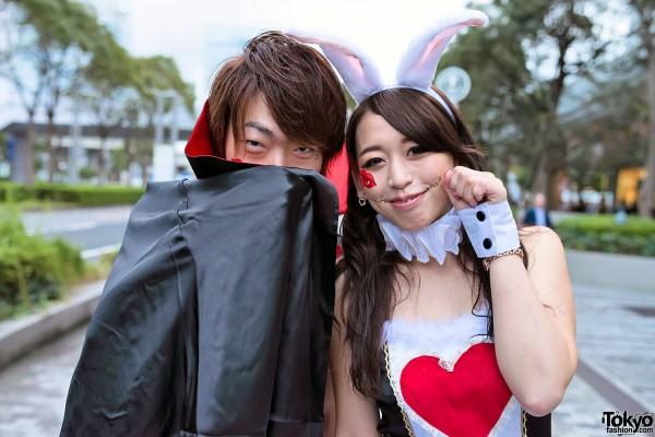 VAMPS Halloween Party Costumes in Tokyo (40)