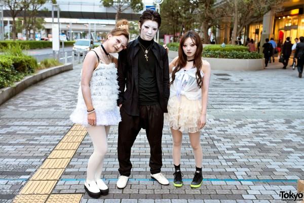 VAMPS Halloween Party Costumes in Tokyo (41)