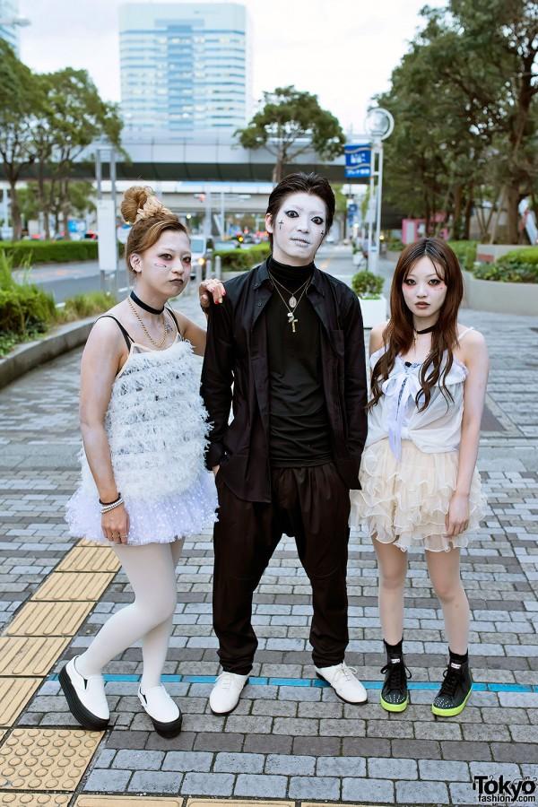 VAMPS Halloween Party Costumes in Tokyo (42)
