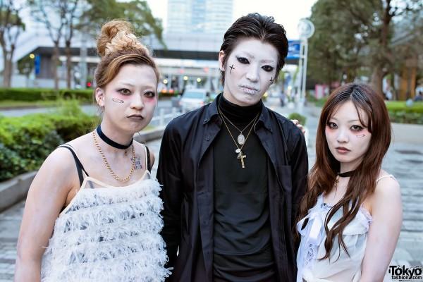 VAMPS Halloween Party Costumes in Tokyo (43)