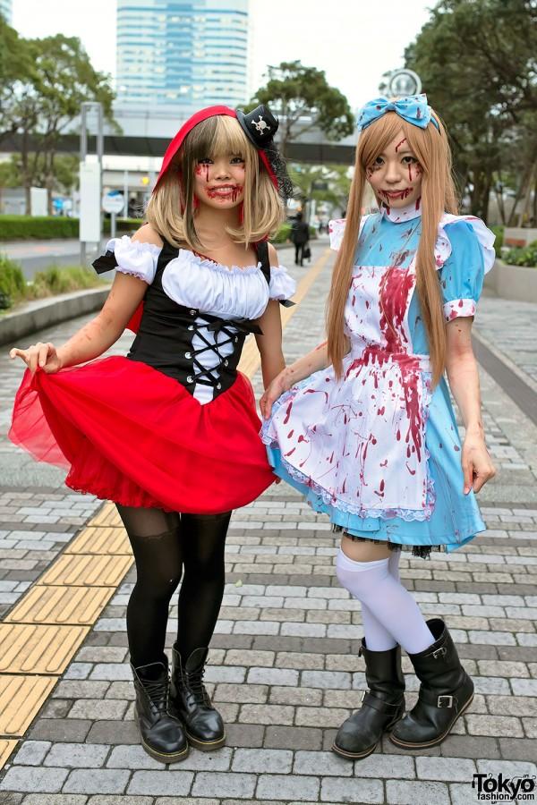 VAMPS Halloween Party Costumes in Tokyo (49)