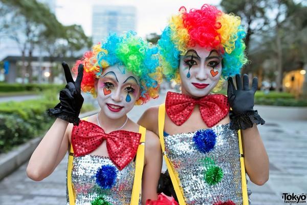 VAMPS Halloween Party Costumes in Tokyo (53)