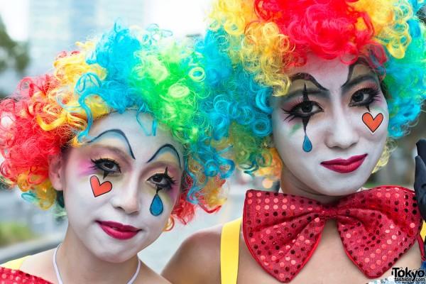 VAMPS Halloween Party Costumes in Tokyo (54)