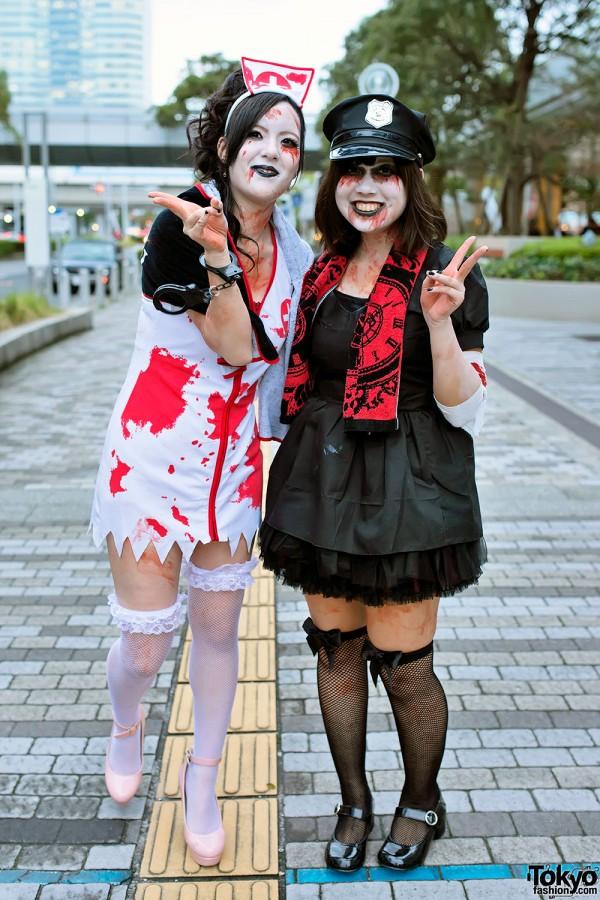 VAMPS Halloween Party Costumes in Tokyo (55)