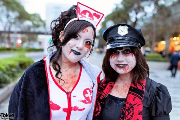 VAMPS Halloween Party Costumes in Tokyo (56)
