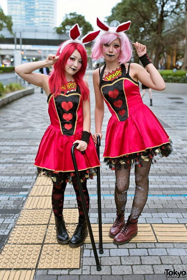 VAMPS Halloween Party Costumes in Tokyo (59)