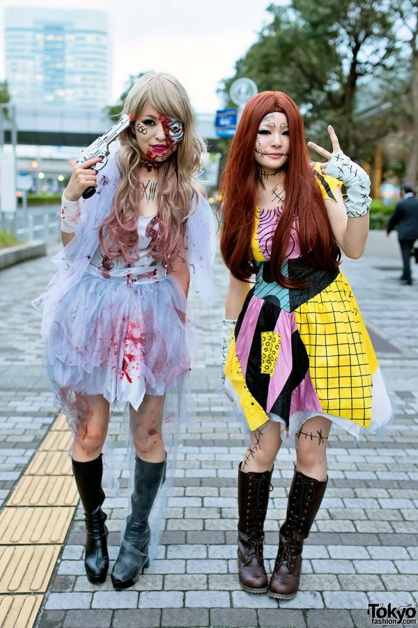 VAMPS Halloween Party Costumes in Tokyo (63)