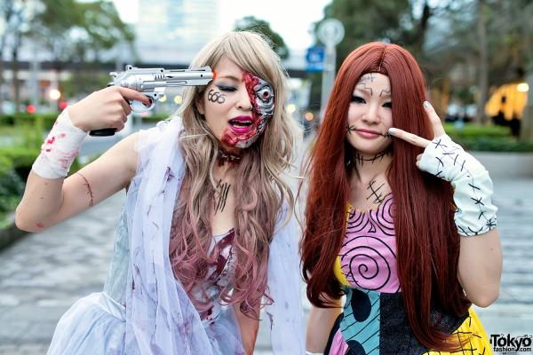 VAMPS Halloween Party Costumes in Tokyo (64)