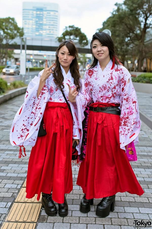 VAMPS Halloween Party Costumes in Tokyo (65)