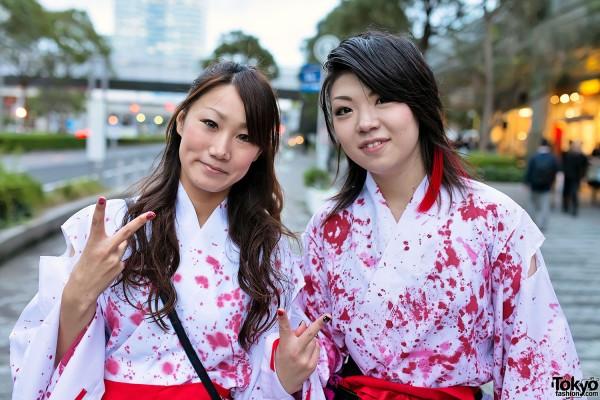 VAMPS Halloween Party Costumes in Tokyo (66)
