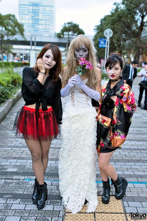 VAMPS Halloween Party Costumes in Tokyo (67)