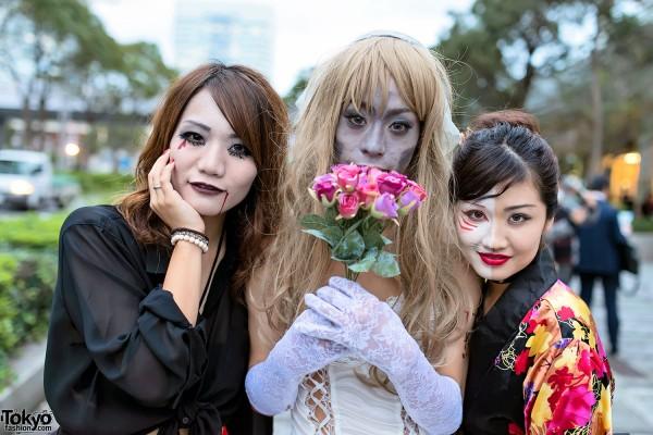 VAMPS Halloween Party Costumes in Tokyo (68)