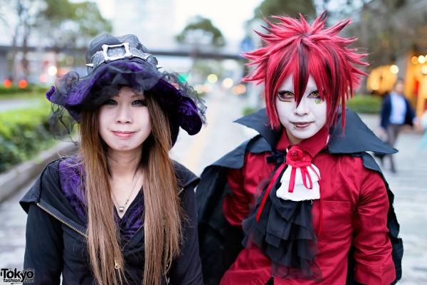 VAMPS Halloween Party Costumes in Tokyo (70)