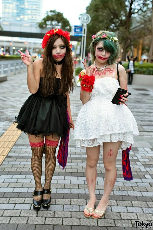 VAMPS Halloween Party Costumes in Tokyo (71)