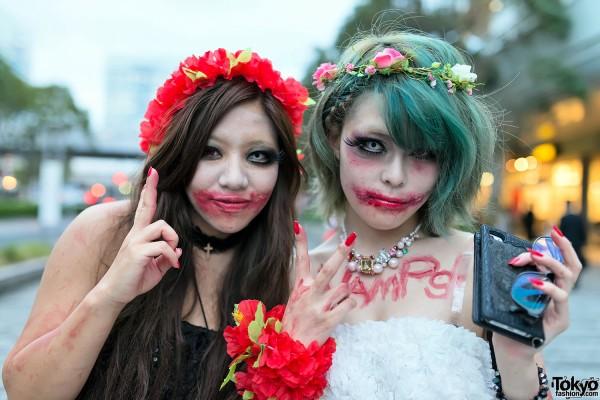 VAMPS Halloween Party Costumes in Tokyo (72)