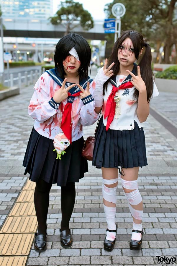 VAMPS Halloween Party Costumes in Tokyo (73)