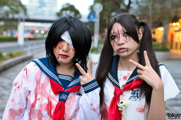 VAMPS Halloween Party Costumes in Tokyo (74)