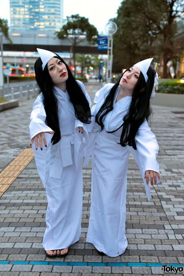 VAMPS Halloween Party Costumes in Tokyo (77)