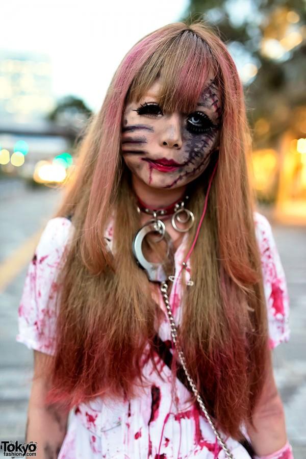 VAMPS Halloween Party Costumes in Tokyo (81)